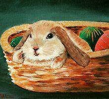 April Bunny by Anastasiya Malakhova