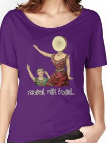 Neutral milk hotel Women's Relaxed Fit T-Shirt