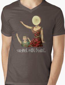 Neutral milk hotel Mens V-Neck T-Shirt