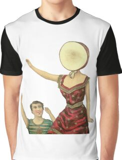 Neutral milk hotel Graphic T-Shirt