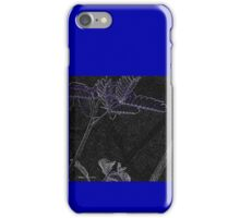 The lonely Leaf iPhone Case/Skin