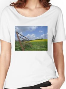 The Gate Women's Relaxed Fit T-Shirt