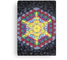 1208 - One more Star Canvas Print