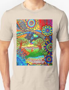 'Intergalactic Fox' Unisex T-Shirt
