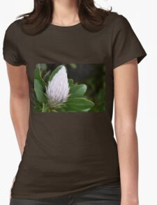 Protea Bud (Clothing Products) Womens Fitted T-Shirt