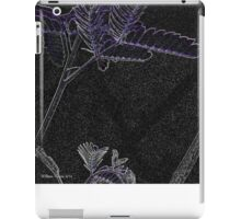 The lonely Leaf iPad Case/Skin