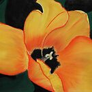 Golden Tulip by Anastasiya Malakhova