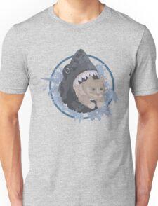 Shark Cat Unisex T-Shirt
