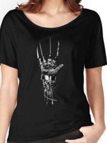 Freddy Krueger | Steampunk Claw Women's Relaxed Fit T-Shirt