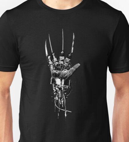 Freddy Krueger | Steampunk Claw Unisex T-Shirt