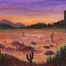 Arizona Desert by Anastasiya Malakhova