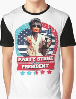 pasty for president Graphic T-Shirt