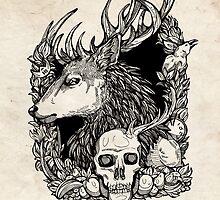 My Design by WOLFSKULLJACK