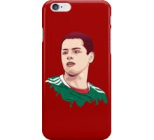 Chicarito Hernandez iPhone Case/Skin