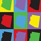 Pop Art Arizona by ValeriesGallery