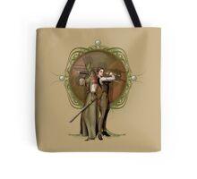 Madama Vastra and Jenny Flint Tote Bag