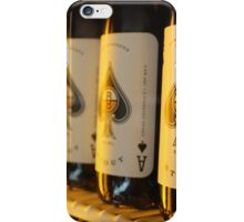 Ace of Spades - Stout iPhone Case/Skin