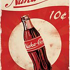 Fallout 3 Nuka Cola Vintage Advertisement by dylanwest2010