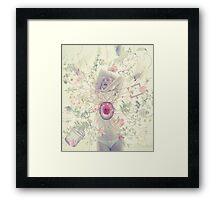 Epic Heart Framed Print
