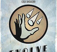 Bioshock Plasmid Winter Blast - Evolve Today by dylanwest2010