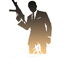 James Bond 007 Quantum of Solace Minimalist by dylanwest2010