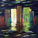 Dream City by Anastasiya Malakhova