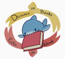 Devourer of Books by minitea