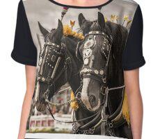 Horse show Chiffon Top