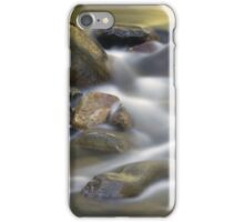 Passing Time At Badger Creek iPhone Case/Skin