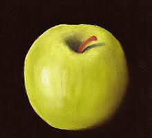 Granny Smith Apple by Anastasiya Malakhova