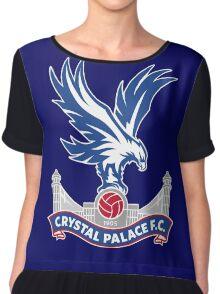 Premier League football - Crystal Palace F.C. Chiffon Top
