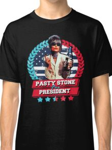 pasty for president Classic T-Shirt