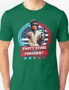 pasty for president Unisex T-Shirt