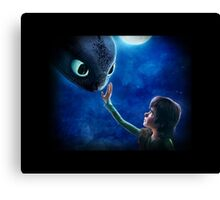 How to Train Your Dragon 11 Canvas Print