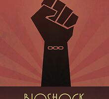 Bioshock There Is Always A Man by dylanwest2010