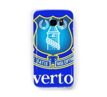 Premier League football - Everton F.C. Samsung Galaxy Case/Skin