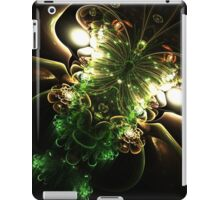 Shine - Abstract Fractal Artwork iPad Case/Skin