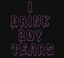 I Drink Boy Tears by meridaone