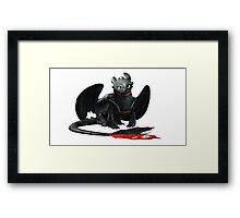 How to Train Your Dragon 12 Framed Print