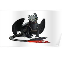 How to Train Your Dragon 12 Poster