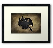 How to Train Your Dragon 13 Framed Print