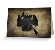 How to Train Your Dragon 13 Greeting Card