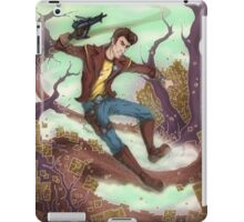 Timothy Lawrence - The Doppelganger! iPad Case/Skin
