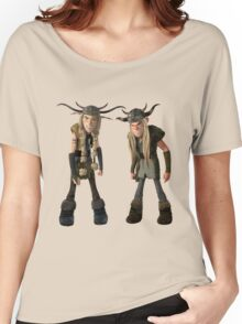 How to Train Your Dragon 14 Women's Relaxed Fit T-Shirt