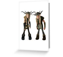 How to Train Your Dragon 14 Greeting Card