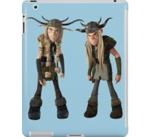 How to Train Your Dragon 14 iPad Case/Skin