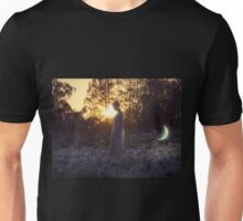 Young Pet Moon Unisex T-Shirt