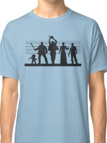 The Usual (Horror) Suspects Classic T-Shirt