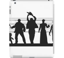 The Usual (Horror) Suspects iPad Case/Skin