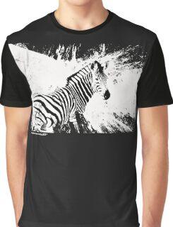 zebra love Graphic T-Shirt